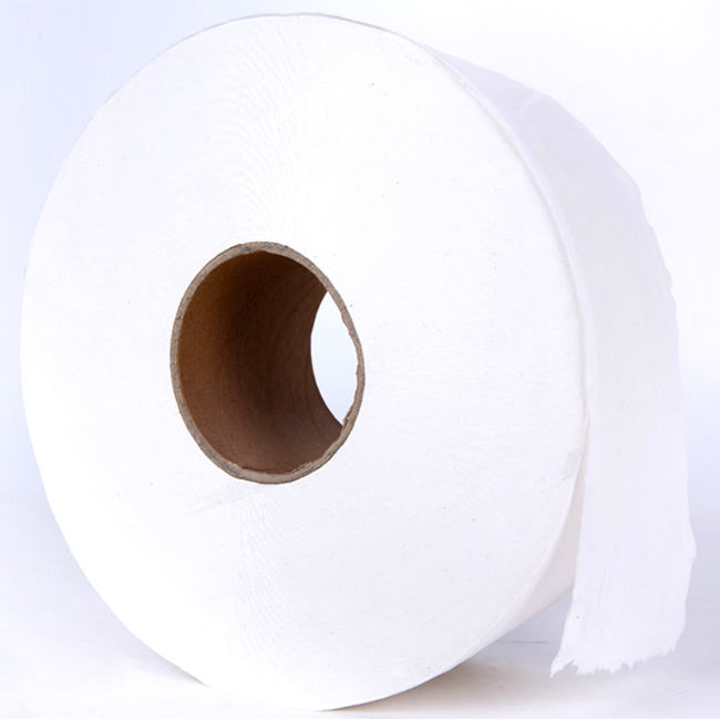 Soft Touch Toliet Tissue Paper Pocket Jumbo Roll